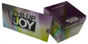 Pop-Up Würfel als Werbeträger